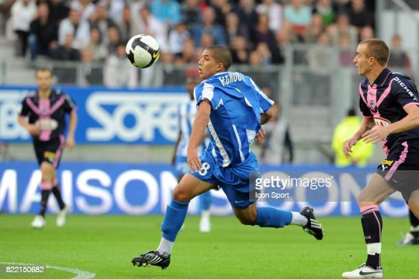 Sofiane FEGHOULI Grenoble / Bordeaux 6 eme journee de Ligue 1
