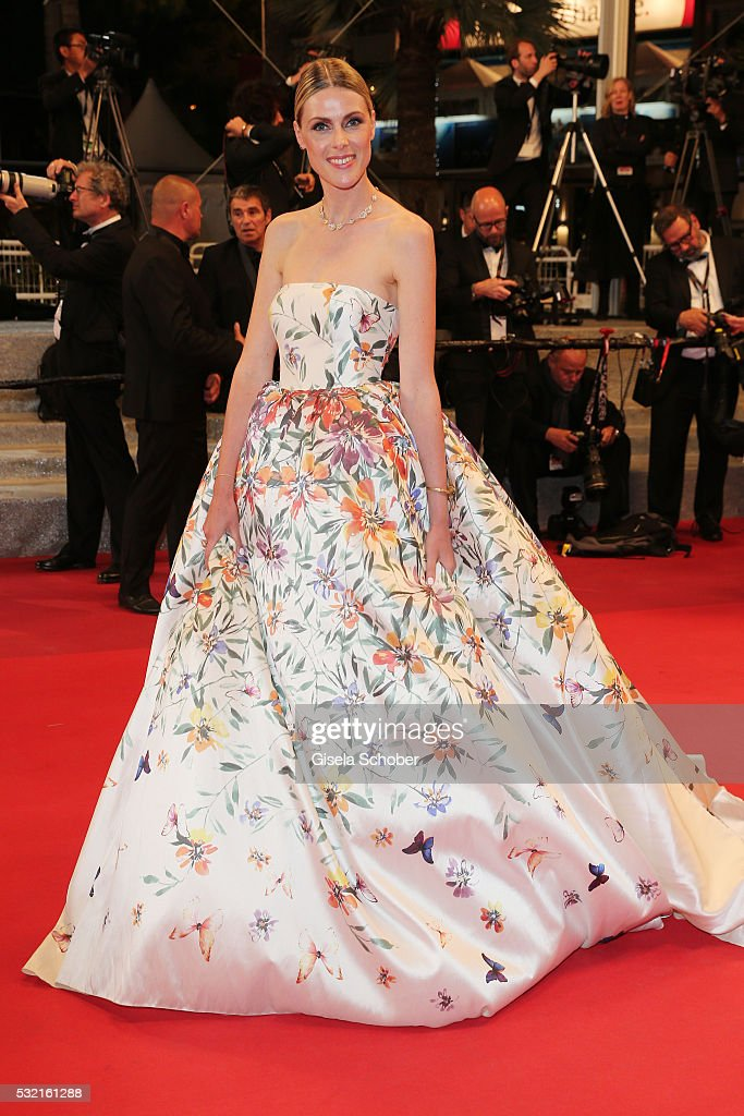 """""""The Strangers """"  - Red Carpet Arrivals - The 69th Annual Cannes Film Festival"""