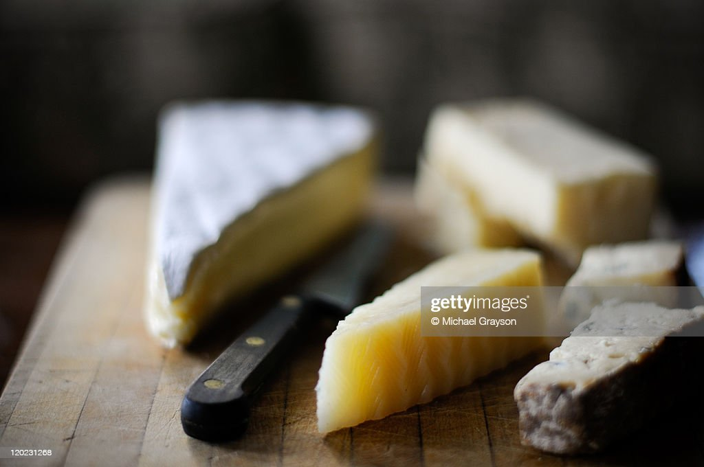 Soft cheese : Stock Photo