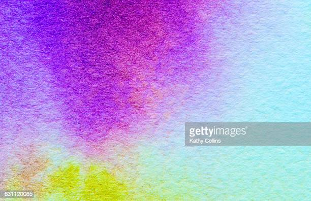 Soft flowing abstract watercolour background