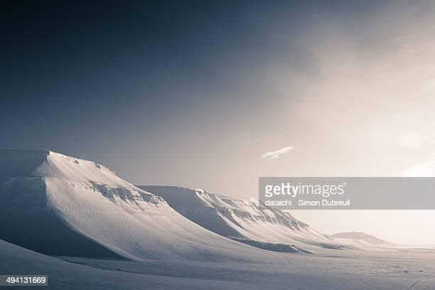 Soft light of Svalbard