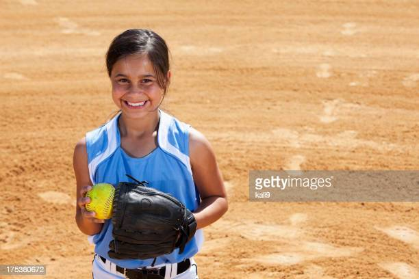 Jugador de sófbol