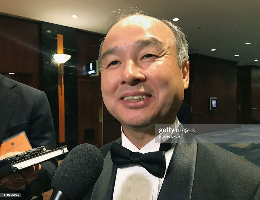 10,000,000,000 - Amount in US dollars being mulled as an offer by Japanese conglomerate Softbank for a stake in ride-sharing company Uber.