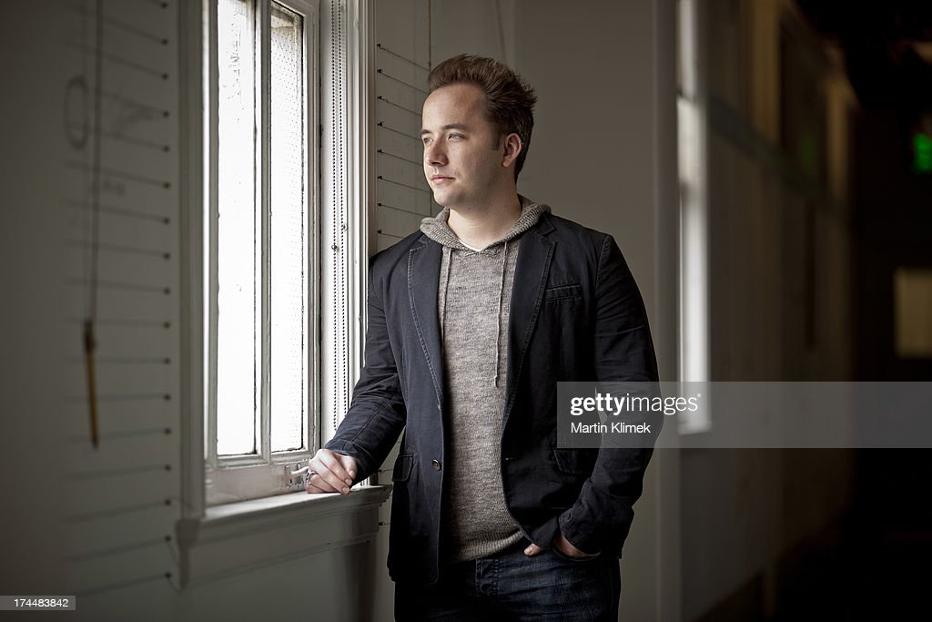 software developer drew houston co founder of dropbox the digital storage service box san francisco office 6