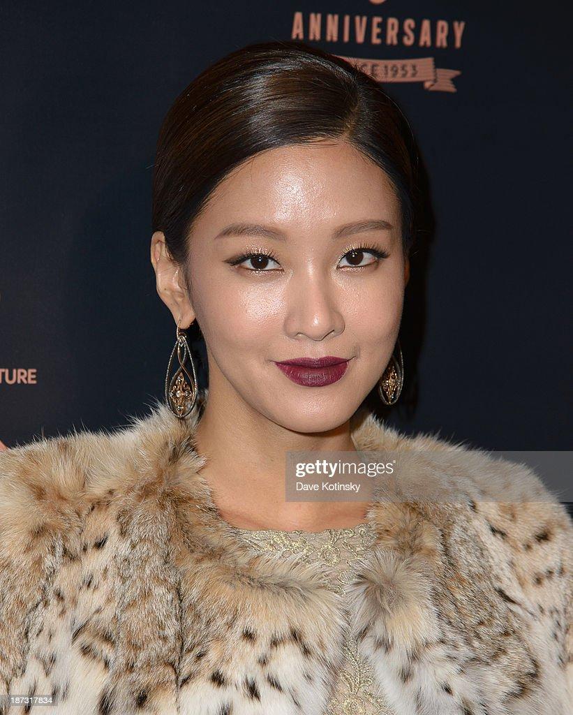 Sohee Hwang attends the Spotlight On Korean Cinema event at Museum of Modern Art on November 7, 2013 in New York City.