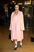 Rochas : Front Row - Paris Fashion Week Womenswear...