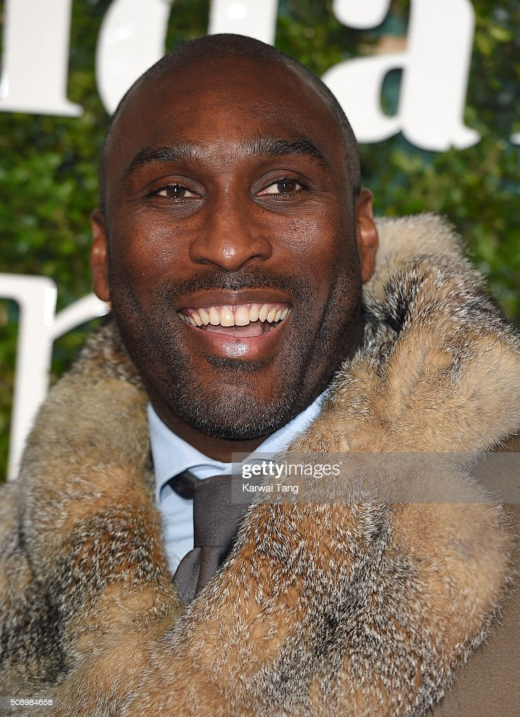 <a gi-track='captionPersonalityLinkClicked' href=/galleries/search?phrase=Sol+Campbell&family=editorial&specificpeople=160749 ng-click='$event.stopPropagation()'>Sol Campbell</a> attends the London Evening Standard British Film Awards at Television Centre on February 7, 2016 in London, England.