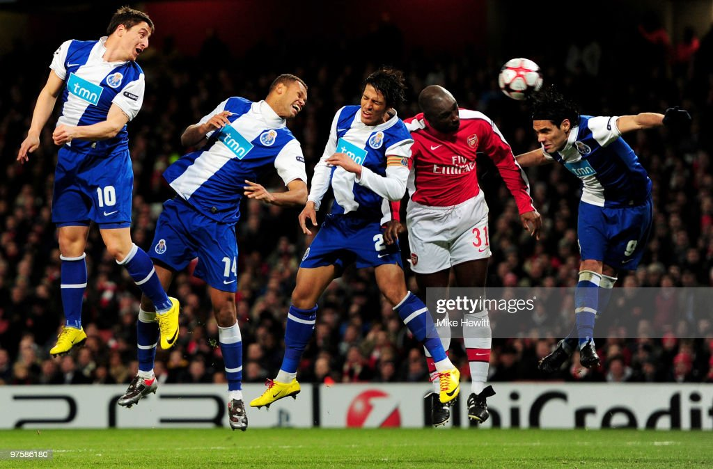 Arsenal v FC Porto - UEFA Champions League