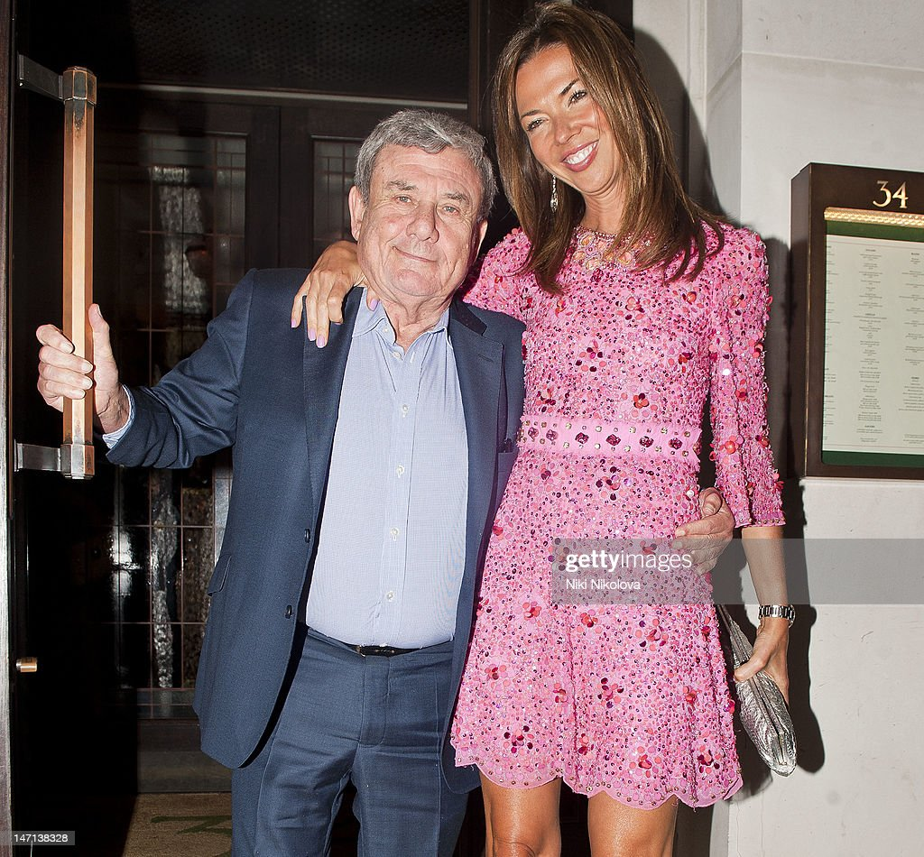Sol Kerzner and Heather Kerzner sighting on June 25 2012 in London England