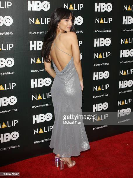 Sol Rodriguez attends the NALIP 2017 Latino Media Awards held at The Ray Dolby Ballroom at Hollywood Highland Center on June 24 2017 in Hollywood...