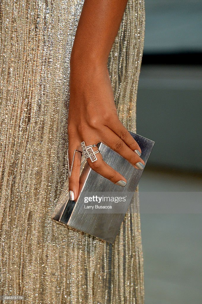 Solange attends the 2014 CFDA fashion awards at Alice Tully Hall, Lincoln Center on June 2, 2014 in New York City.