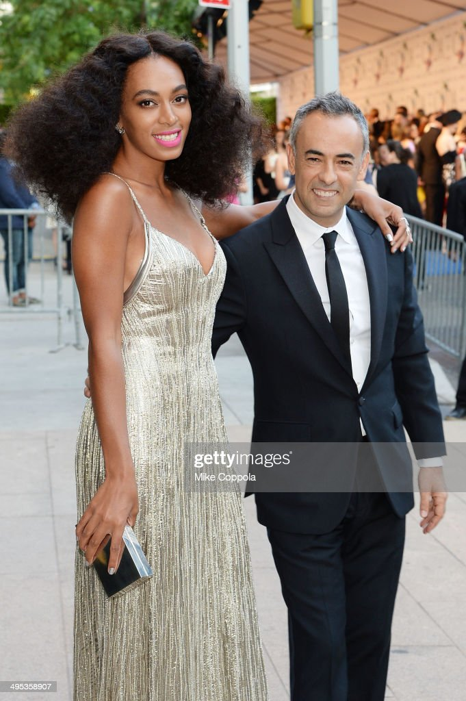 <a gi-track='captionPersonalityLinkClicked' href=/galleries/search?phrase=Solange+Knowles&family=editorial&specificpeople=221489 ng-click='$event.stopPropagation()'>Solange Knowles</a> and <a gi-track='captionPersonalityLinkClicked' href=/galleries/search?phrase=Francisco+Costa+-+Fashion+Designer&family=editorial&specificpeople=4496333 ng-click='$event.stopPropagation()'>Francisco Costa</a> attend the 2014 CFDA fashion awards at Alice Tully Hall, Lincoln Center on June 2, 2014 in New York City.