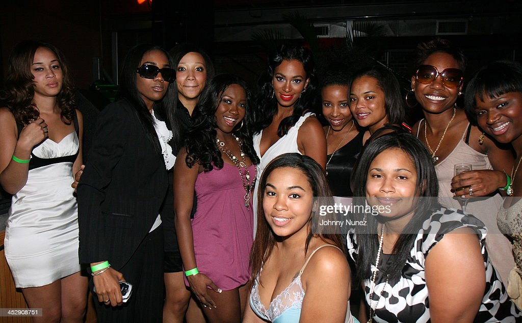 <a gi-track='captionPersonalityLinkClicked' href=/galleries/search?phrase=Solange+Knowles&family=editorial&specificpeople=221489 ng-click='$event.stopPropagation()'>Solange Knowles</a> and Friends attend <a gi-track='captionPersonalityLinkClicked' href=/galleries/search?phrase=Solange+Knowles&family=editorial&specificpeople=221489 ng-click='$event.stopPropagation()'>Solange Knowles</a> 21st Birthday Party at Generations Hall on July 6, 2007 in New Orleans, Louisiana.