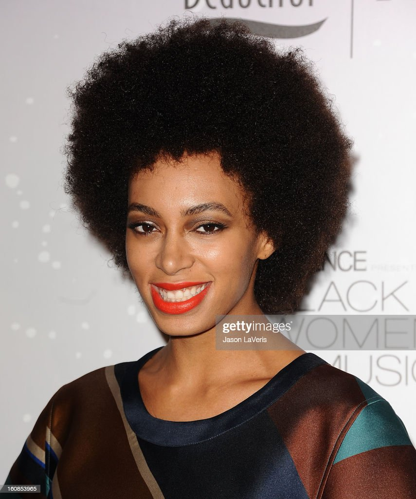 <a gi-track='captionPersonalityLinkClicked' href=/galleries/search?phrase=Solange+Knowles&family=editorial&specificpeople=221489 ng-click='$event.stopPropagation()'>Solange Knowles</a> attends the 4th annual ESSENCE Black Women In Music event at Greystone Manor Supperclub on February 6, 2013 in West Hollywood, California.