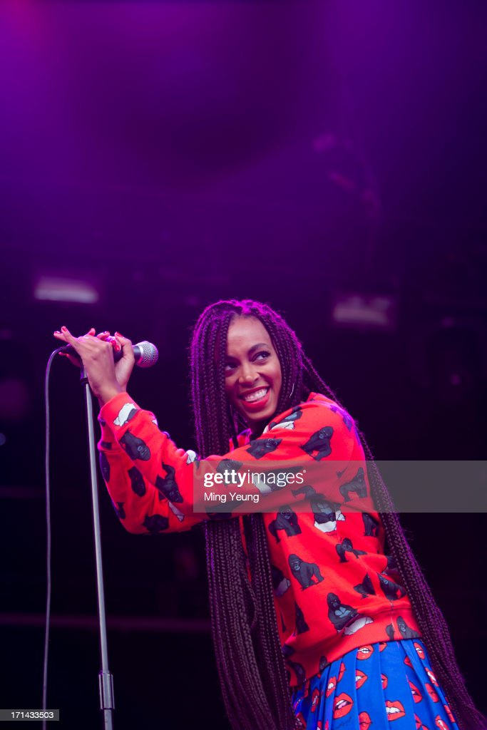 <a gi-track='captionPersonalityLinkClicked' href=/galleries/search?phrase=Solange+Knowles&family=editorial&specificpeople=221489 ng-click='$event.stopPropagation()'>Solange Knowles</a> performs at The Night and Day Festival Hatfield House on June 23, 2013 in Hatfield, England.