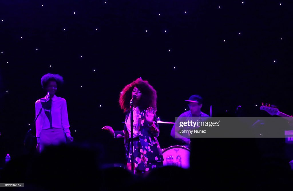 <a gi-track='captionPersonalityLinkClicked' href=/galleries/search?phrase=Solange+Knowles&family=editorial&specificpeople=221489 ng-click='$event.stopPropagation()'>Solange Knowles</a> performs at Webster Hall on February 20, 2013 in New York, United States.