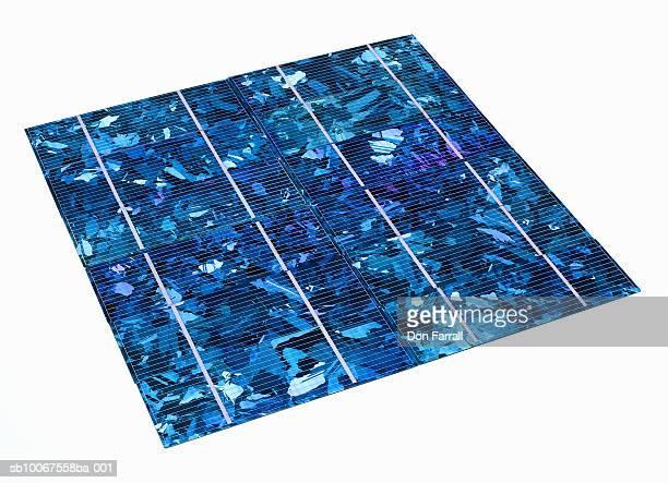 Solar cell, studio shot