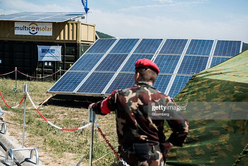 Solar war games set to test green power resilience for for Solar energy games