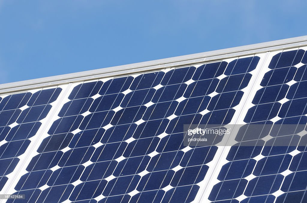 solar energy : Stock Photo