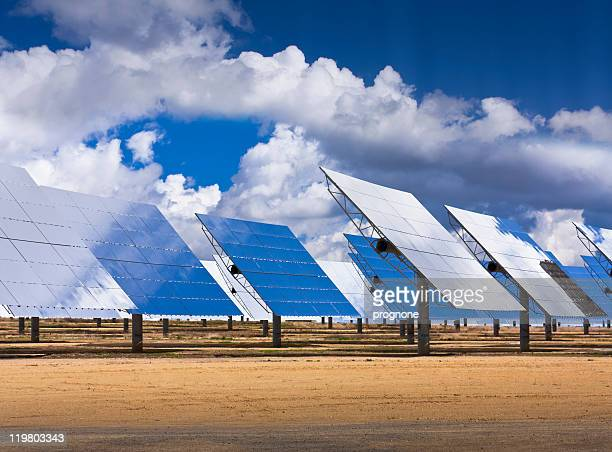 Solar Field, Heliostats