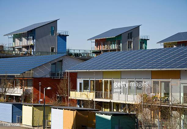 solar houses