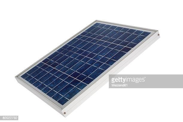 Solar panel, close-up