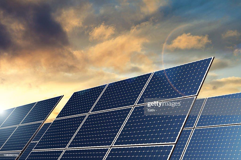 Solar Panels - Natural Energy (XXL)