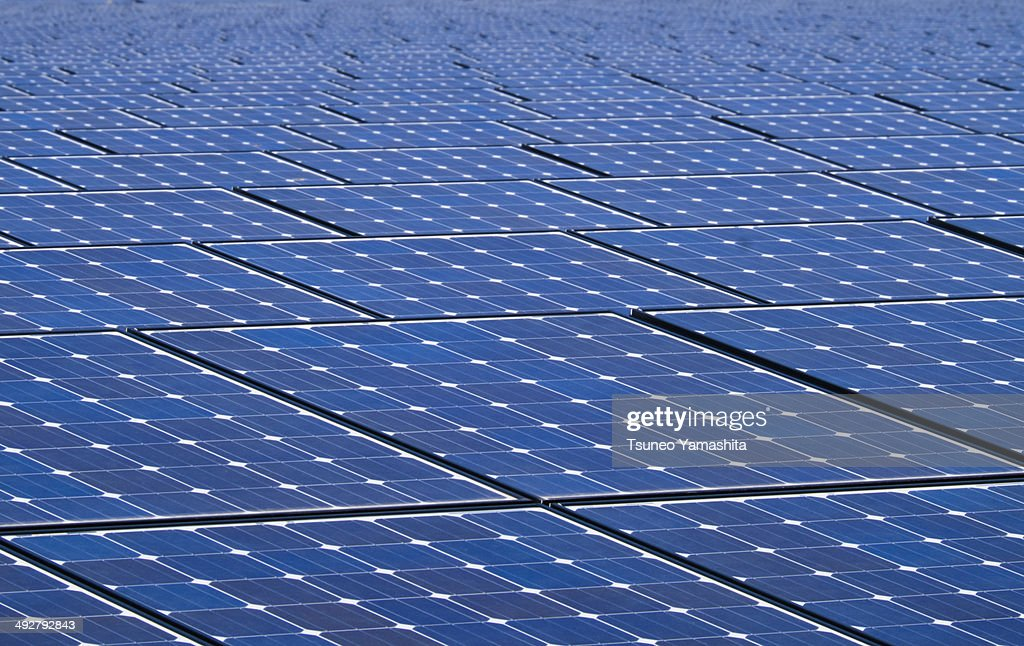 ????solar panels : Stock Photo