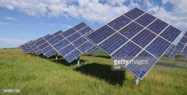 Central eléctrica solar