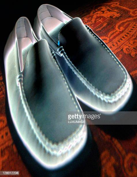 Solarised Shoes