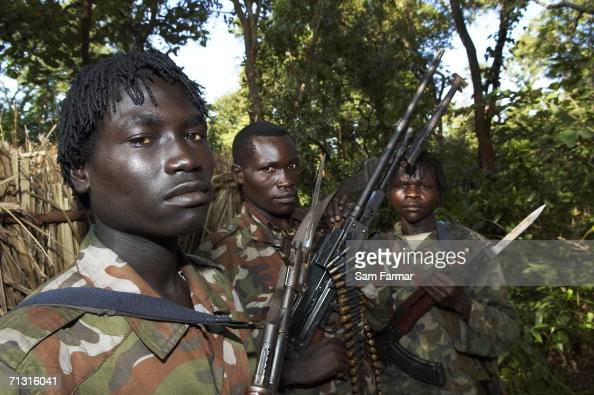 lord s resistance army and ugandan army Background the lord's resistance army is a ugandan rebel group currently  operating in the border region of the democratic republic of the congo (drc),.