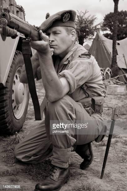 WW2 Soldier.