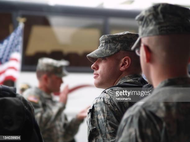 Soldier's Deployment