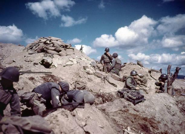 KOR: 25th June 1950 - 70 Years Since Start Of The Korean War