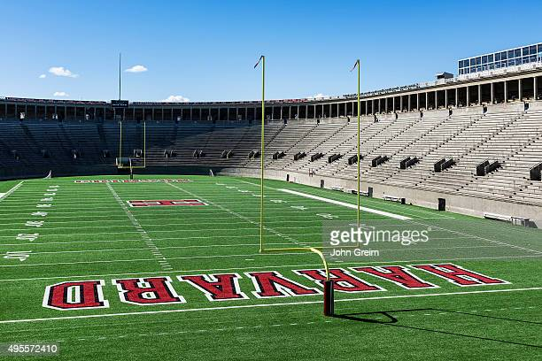Soldiers Field or Harvard Stadium on the Allston Campus of Harvard University