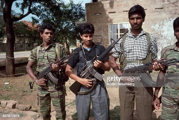LTTE Controlled Territory In Jaffna Sri Lanka Pictures ...