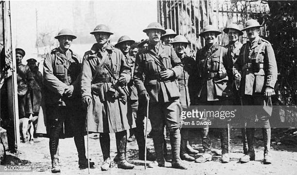 Soldiers of Arras France