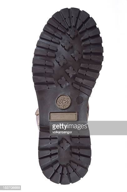 Sole Of Shoe