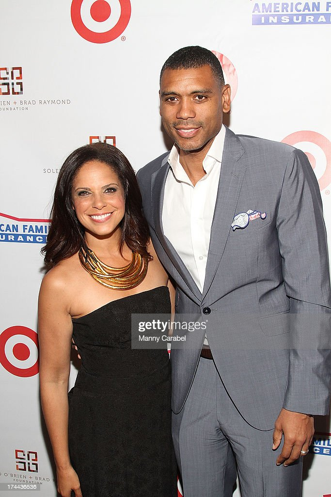 <a gi-track='captionPersonalityLinkClicked' href=/galleries/search?phrase=Soledad+O%27Brien&family=editorial&specificpeople=223926 ng-click='$event.stopPropagation()'>Soledad O'Brien</a> and <a gi-track='captionPersonalityLinkClicked' href=/galleries/search?phrase=Allan+Houston&family=editorial&specificpeople=202550 ng-click='$event.stopPropagation()'>Allan Houston</a> attend the 3rd Annual New Orleans to New York Benefit Gala at Donna Karen's Stephen Weiss Studio on July 25, 2013 in New York City.
