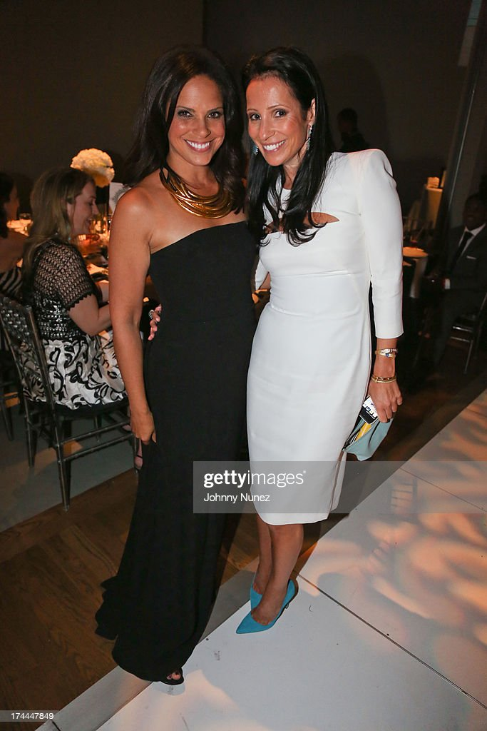 <a gi-track='captionPersonalityLinkClicked' href=/galleries/search?phrase=Soledad+O%27Brien&family=editorial&specificpeople=223926 ng-click='$event.stopPropagation()'>Soledad O'Brien</a> and Dana Auslander attend the 3rd Annual New Orleans to New York Benefit Gala at Donna Karan's Stephen Weiss Studio on July 25, 2013 in New York City.