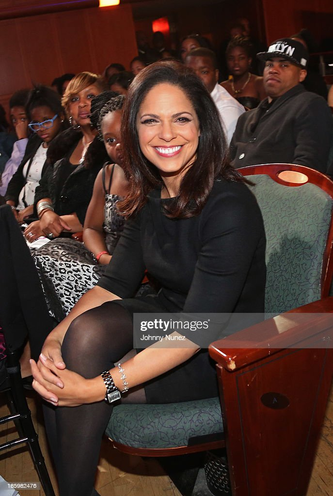 <a gi-track='captionPersonalityLinkClicked' href=/galleries/search?phrase=Soledad+O%27Brien&family=editorial&specificpeople=223926 ng-click='$event.stopPropagation()'>Soledad O'Brien</a> attends Black Girls Rock! 2013 at New Jersey Performing Arts Center on October 26, 2013 in Newark, New Jersey.