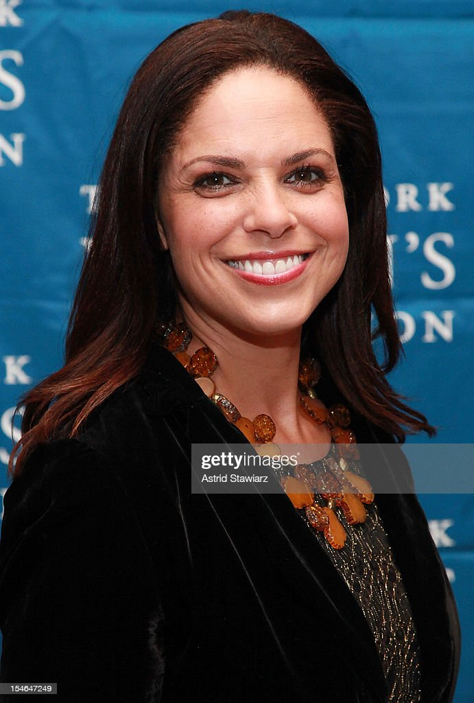 Soledad O'Brien attends New York Women's Foundation 25th Anniversary Celebration at Alice Tully Hall on October 23, 2012 in New York City.