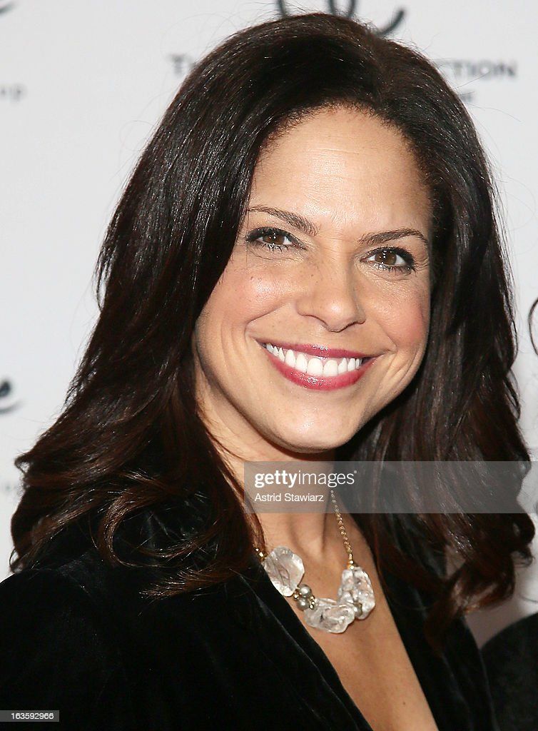 Soledad O'Brien attends ROCK ART LOVE at The Angel Orensanz Foundation on March 12, 2013 in New York City.