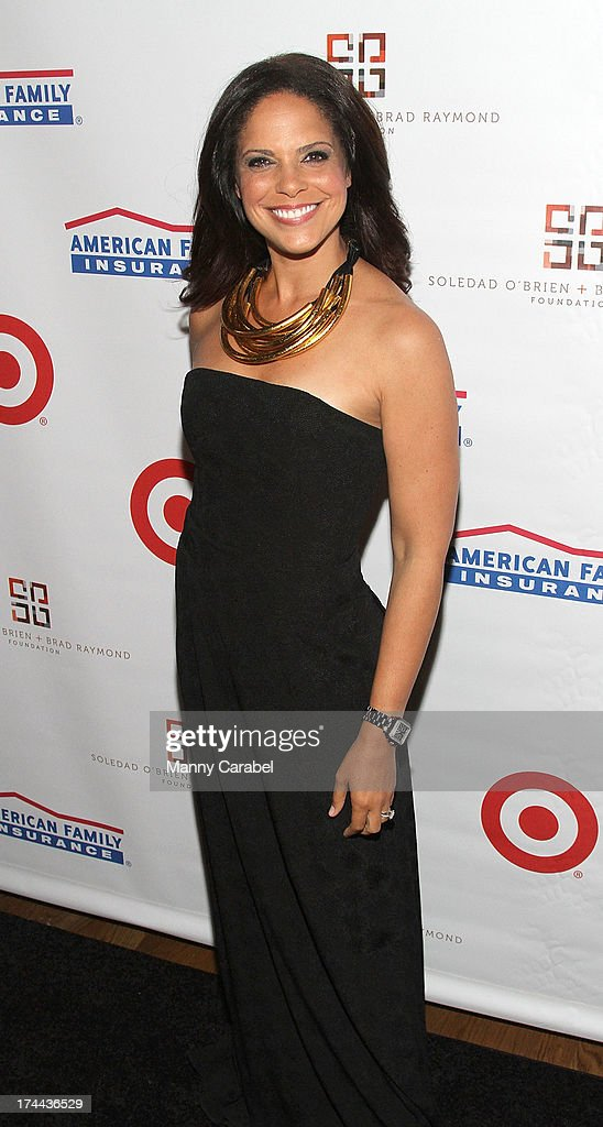 Soledad O'Brien attends the 3rd Annual New Orleans to New York Benefit Gala at Donna Karen's Stephen Weiss Studio on July 25, 2013 in New York City.
