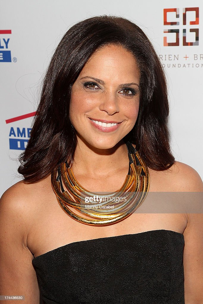 <a gi-track='captionPersonalityLinkClicked' href=/galleries/search?phrase=Soledad+O%27Brien&family=editorial&specificpeople=223926 ng-click='$event.stopPropagation()'>Soledad O'Brien</a> attends the 3rd Annual New Orleans to New York Benefit Gala at Donna Karen's Stephen Weiss Studio on July 25, 2013 in New York City.