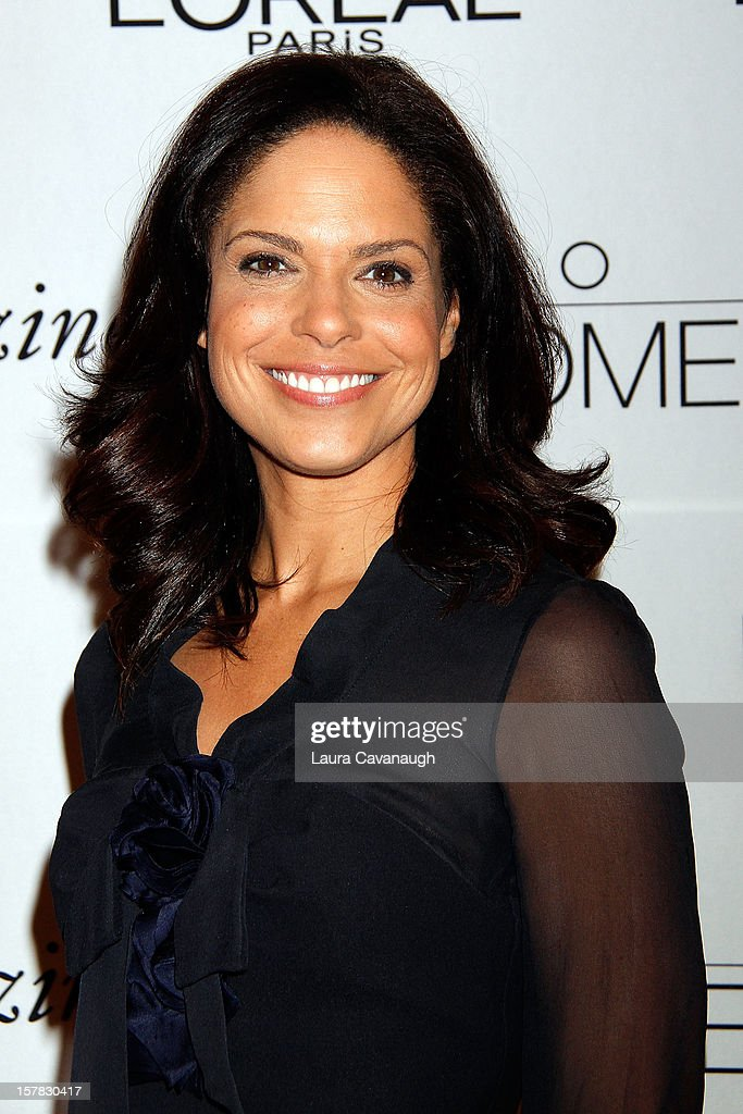 Soledad O'Brien attends the 7th annual Women Of Worth Awards at Hearst Tower on December 6, 2012 in New York City.