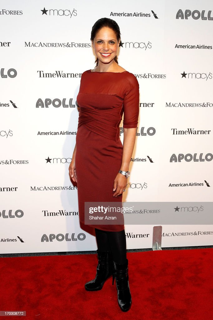 Soledad O'Brien attends the 8th annual Apollo Theater Spring Gala Concert at The Apollo Theater on June 10, 2013 in New York City.