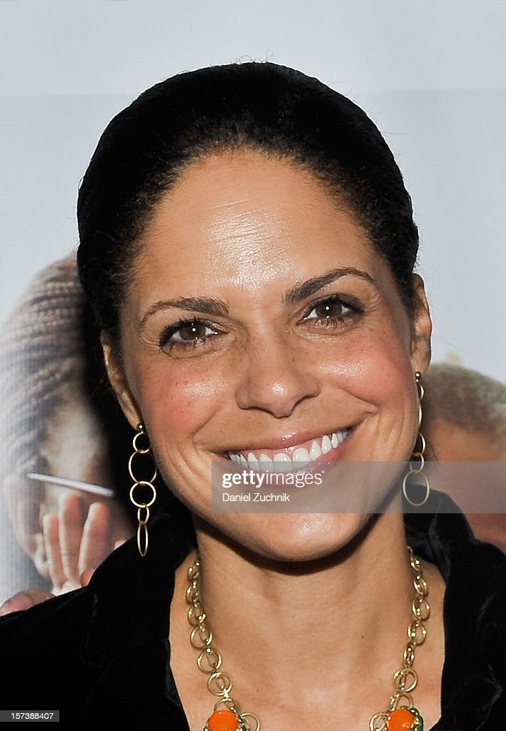 Soledad O'Brien attends the New York Foundling 'Annie The Musical' Matinee at Palace Theatre on December 2 2012 in New York City