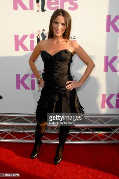 Soleil Moon Frye attends 'Killers' Los Angeles Premiere at ArcLight Cinemas on June 1 2010 in Hollywood California