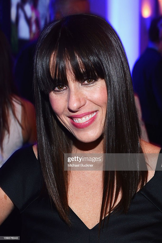 Soleil Moon Frye attends the 2nd Annual Sean Penn and Friends Help Haiti Home Gala benefiting J/P HRO presented by Giorgio Armani at Montage Hotel on January 12, 2013 in Los Angeles, California.